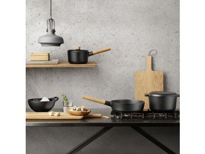 Drevená doska na krájanie a servírovanie veľká Nordic kitchen Eva Solo