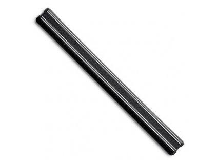 Magnetická lišta na nože 45 cm čierna