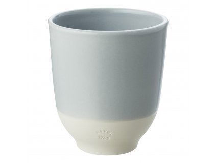 Pohár na čaj 20 cl sivá Stratus Color Lab