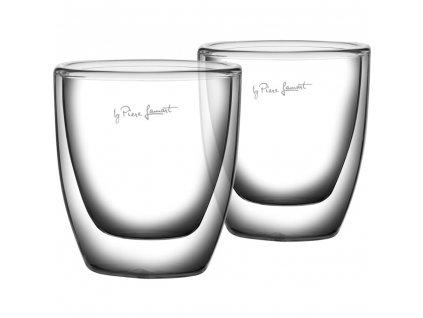 Set pohárov na espresso Vaso Lamart 80 ml 2 ks