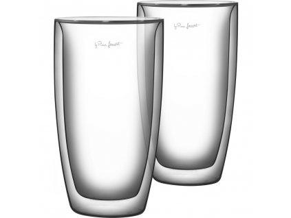 Set pohárov na caffé latté Vaso Lamart 380 ml 2 ks