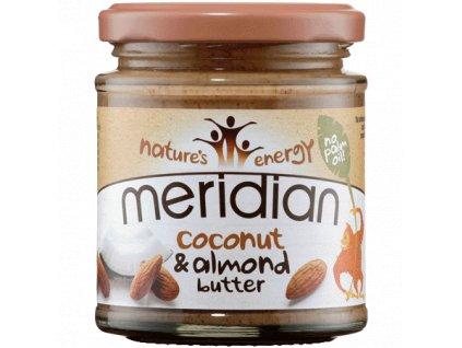 Kokosovo mandlové máslo jemné 170 gwwwww
