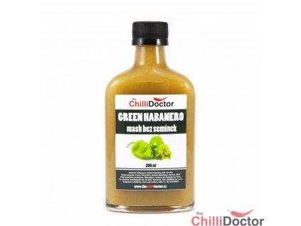 Green Habanero mash se semínky 200 ml (3)