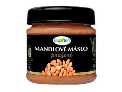Mandlové máslo pražené 185 g