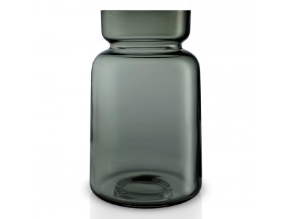 Váza z dymového skla Silhouette 22 cm Eva Solo