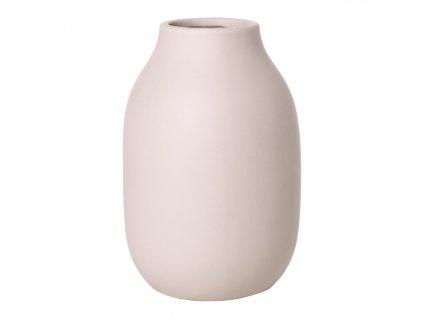 Váza COLORA svetloružová Ø 10,5 cm Blomus