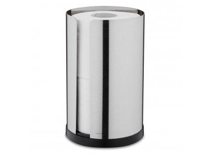 Zásobník na toaletný papier matná nehrdzavejúca oceľ NEXIO
