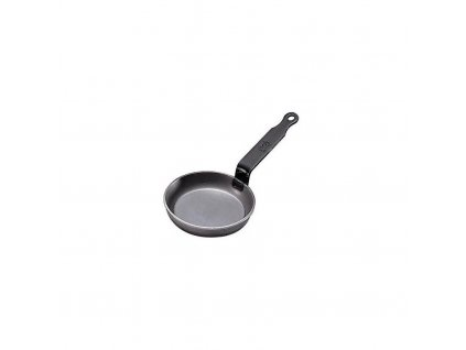 MINI železná panvica Blinis De Buyer 12 cm