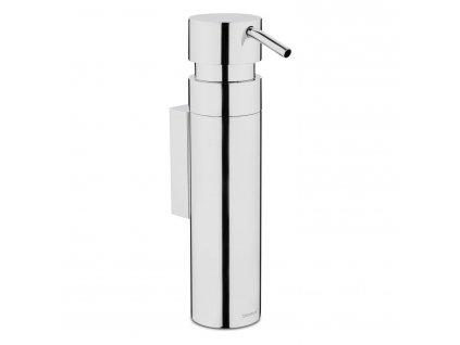 Nástenný dávkovač tekutého mydla leštená nehrdzavejúca oceľ 100 ml NEXIO Blomus