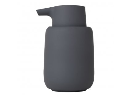 Dávkovač tekutého mýdla SONO sivočierny Blomus