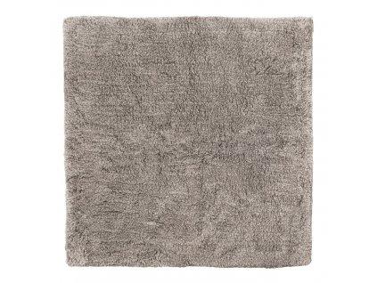 Kúpeľňová predložka TWIN 60 x 60 cm piesková