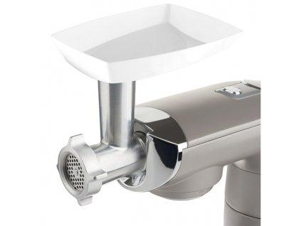 Mlynček na mäso ku kuchynským robotom Eta strieborný