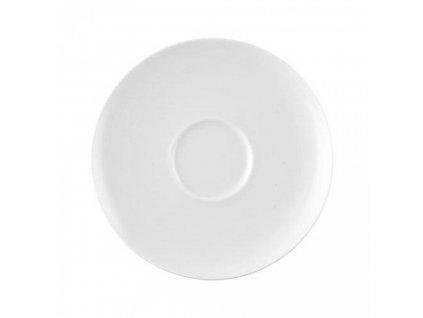 Podšálka na čajovú šálku Tac Rosenthal biela
