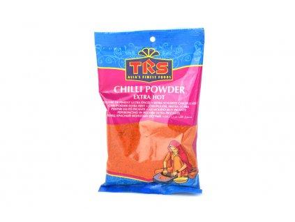 Chilli mleté extra pálivé TRS 100 g