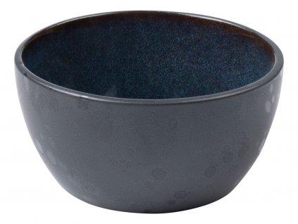 Servírovacia miska Bitz čierna/tmavomodrá 10 cm