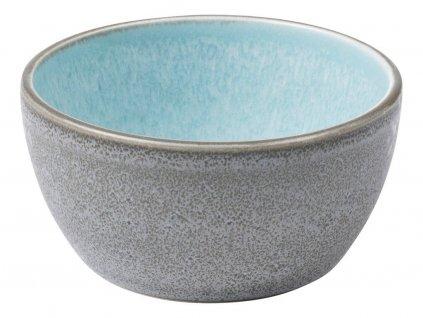 Servírovacia miska Bitz šedá/svetlomodrá 10 cm