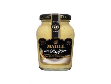 MAILLE horčica s chrenom 200 ml