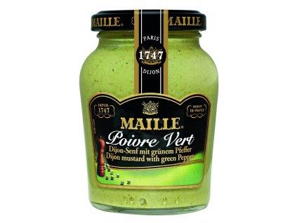 MAILLE horčica so zeleným korením 200 ml