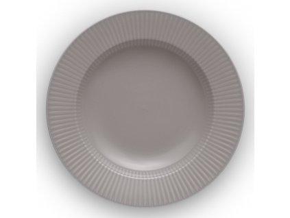 Hlboký tanier Legio Nova grey Ø 25 cm Eva Solo