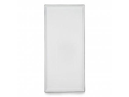 Tanier/podnos 32,5 x 15 cm White Cumulus Equinoxe REVOL