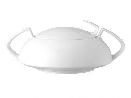 Misa na polievku s poklicou Tac biela V 1,6 l Rosenthal