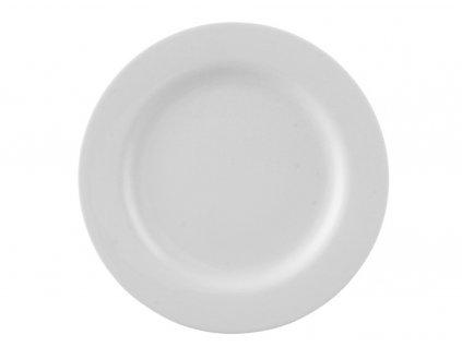 Raňajkový tanier Moon white biely Ø 22 cm Rosenthal