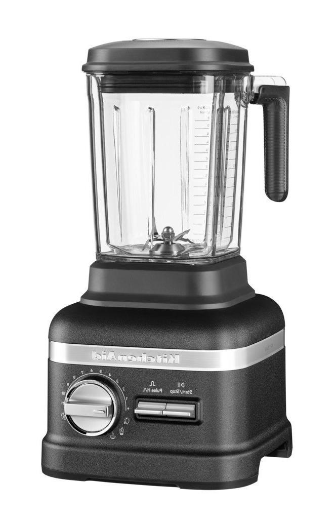 KitchenAid Power Plus stolný mixér 5KSB8270EBK čierna liatina