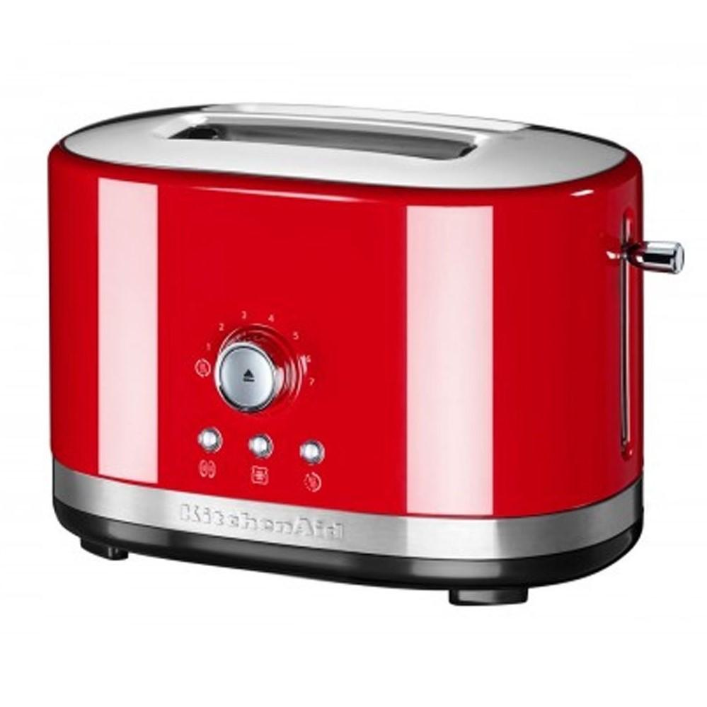 Hriankovač s manuálnym ovládáním KitchenAid 5KMT2116 kráľovská červená