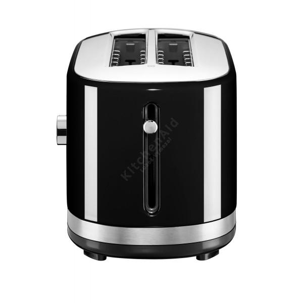 Hriankovač s manuálnym ovládáním KitchenAid 5KMT4116 čierna