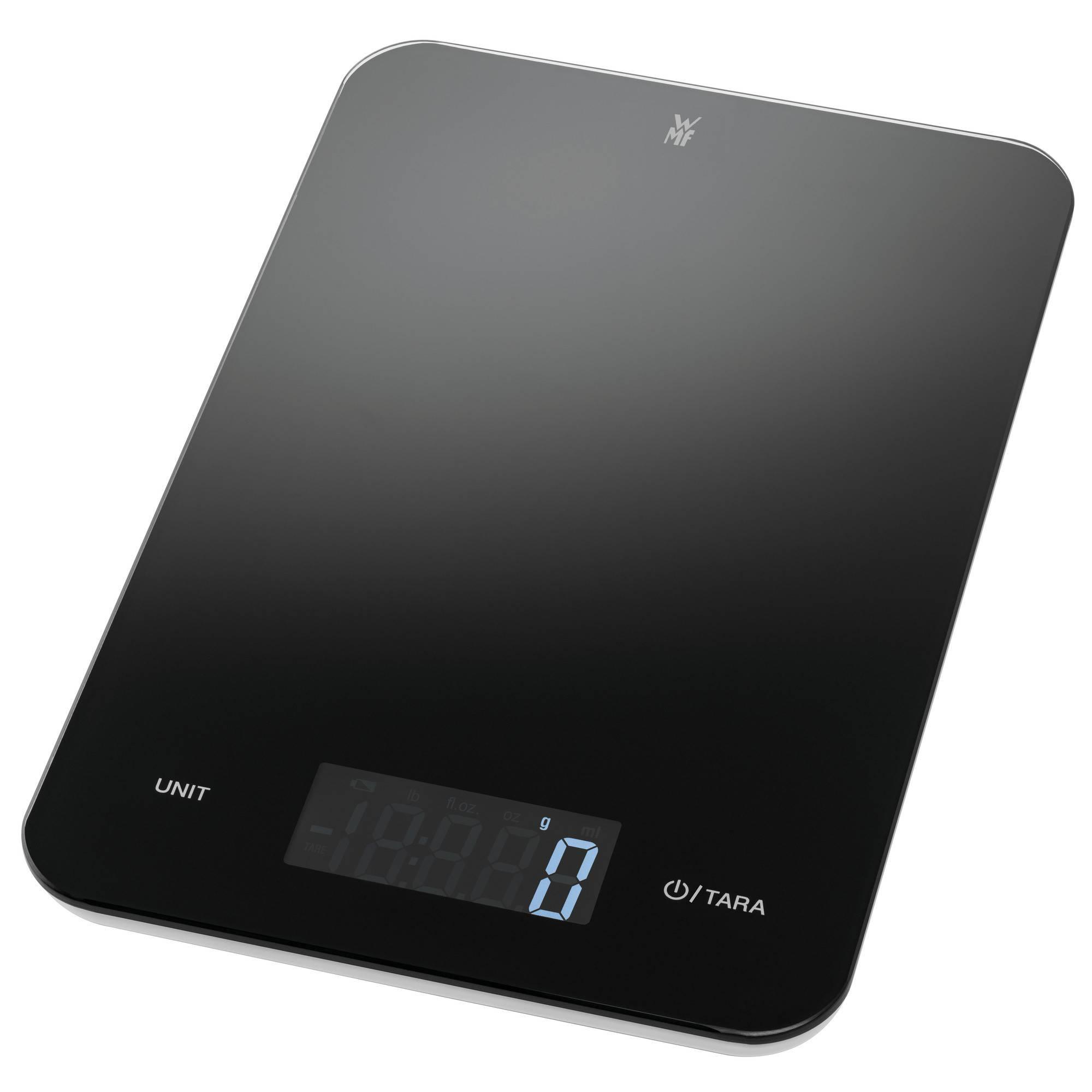 Kuchynská digitálna váha WMF čierna