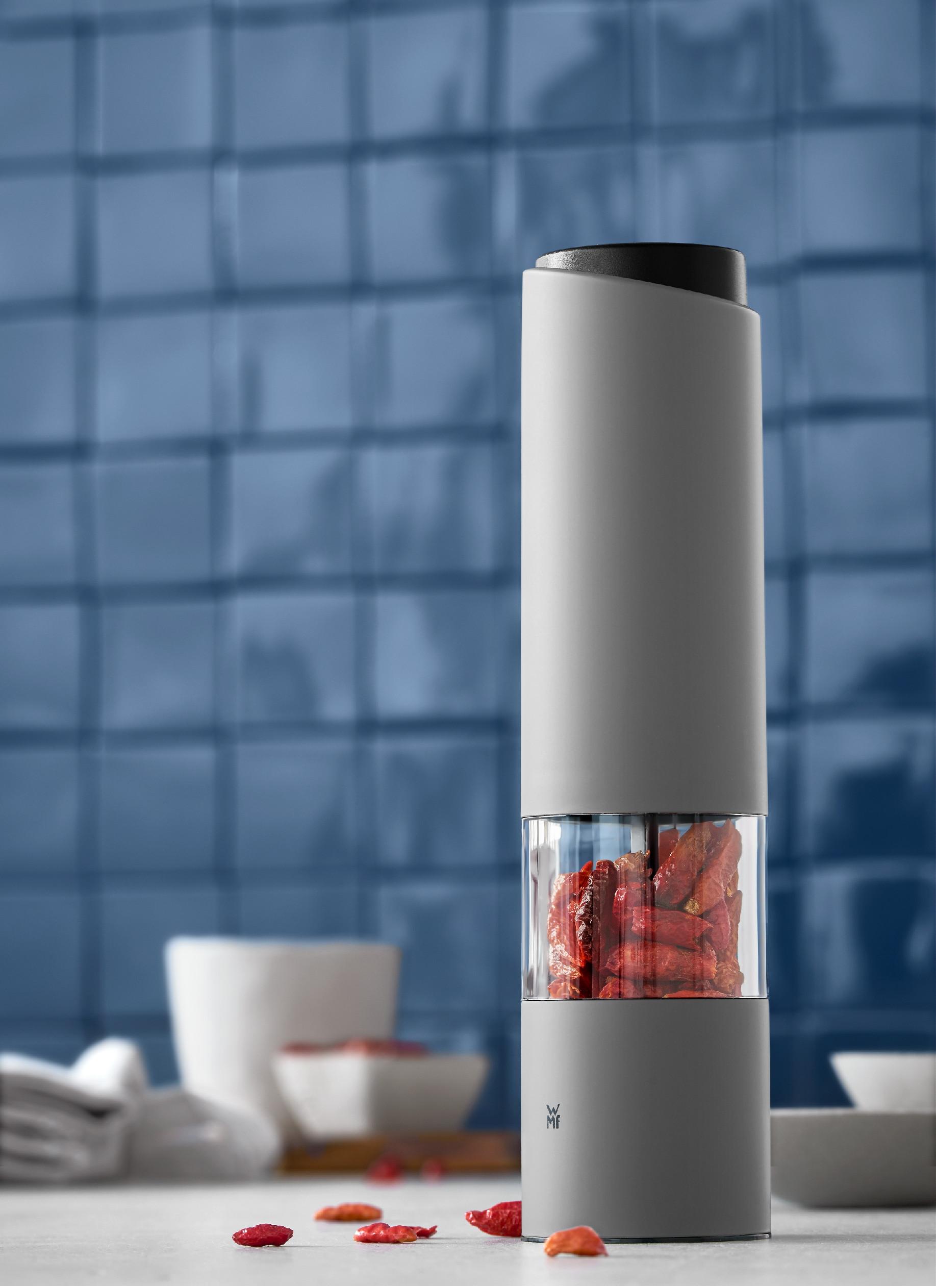 WMF Elektrický mlynček na soľ / korenie Ceramill®