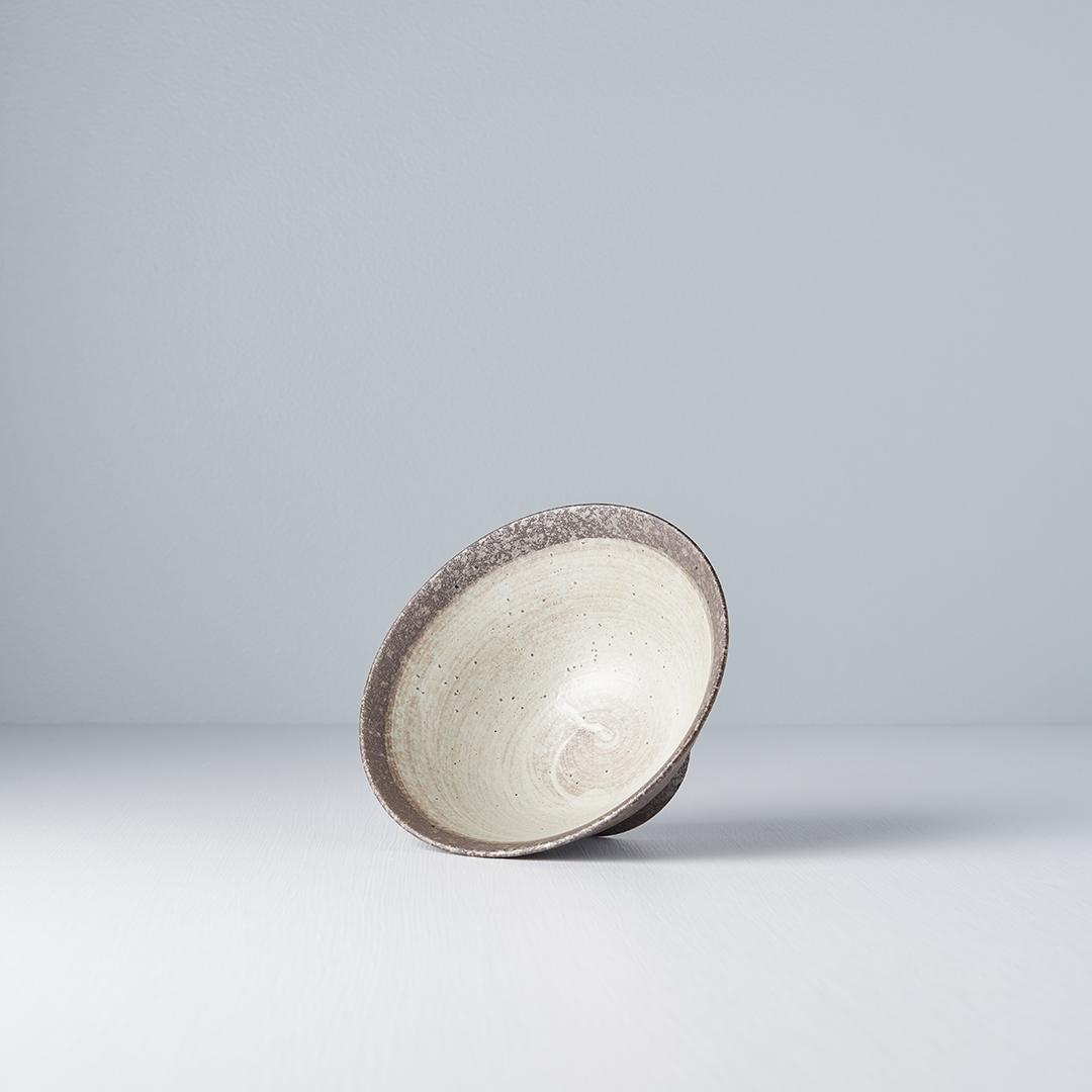 Miska Nin-Rin hnedá 15,5 cm 450 ml