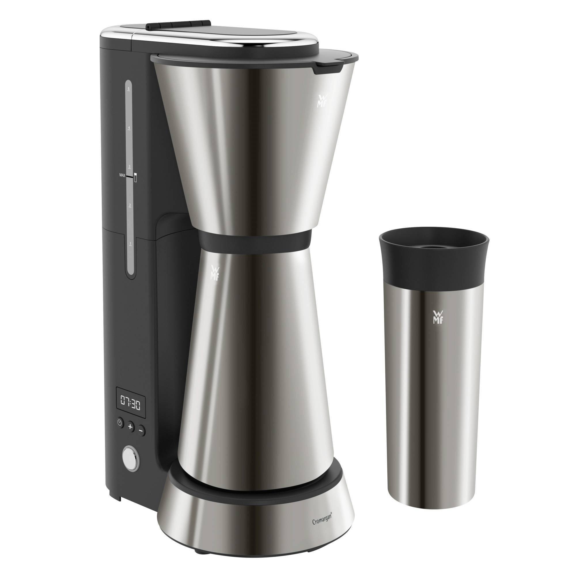 Kávovar na filtrovanú kávu Aroma Thermo to go KITCHENminis WMF grafit