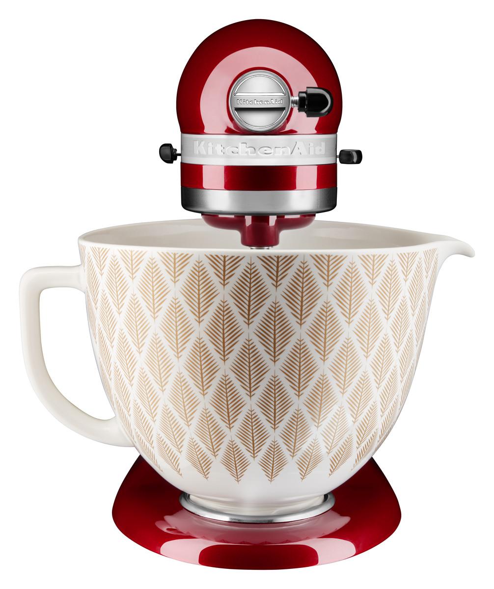 Kuchynský robot KitchenAid Artisan 5KSM156 červený Limitovaná edícia