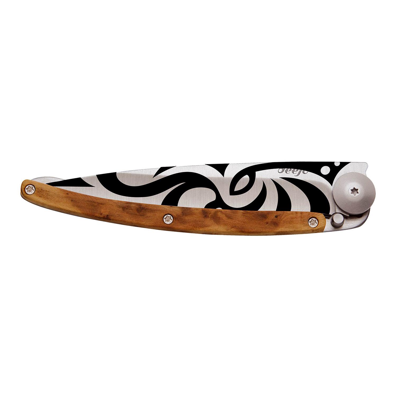 Vreckový nôž tattoo 37 g juniper Tribal deejo