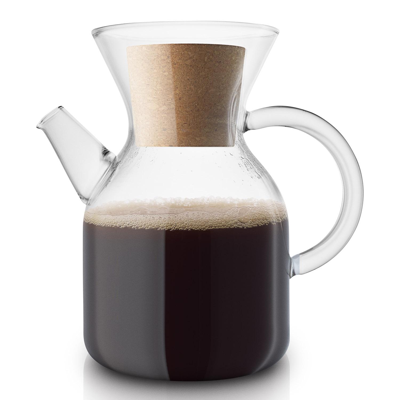 Kávovar pour-over 1,0 l sklenený