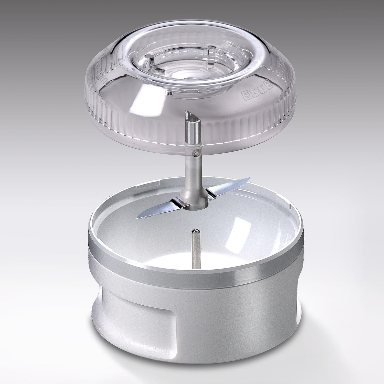Food processor bez stláčadla® bamix