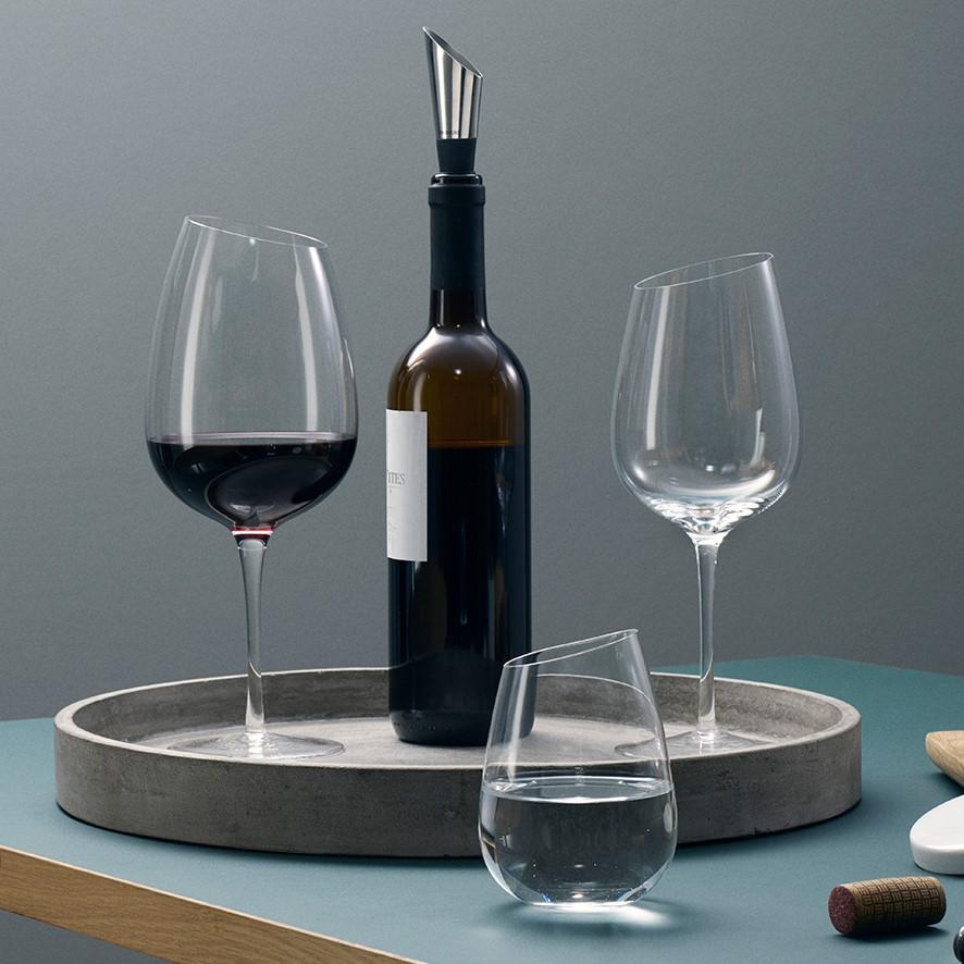 Pohár na červené víno Bordeaux