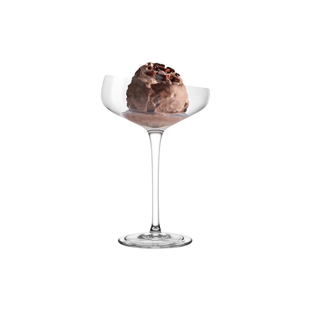 Pohár na perlivé alebo šumivé víno