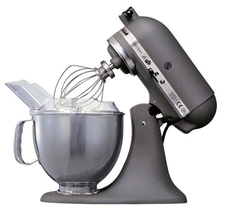 KitchenAid kuchynský robot Artisan 5KSM150PSEMC - svetlošedá metalíza