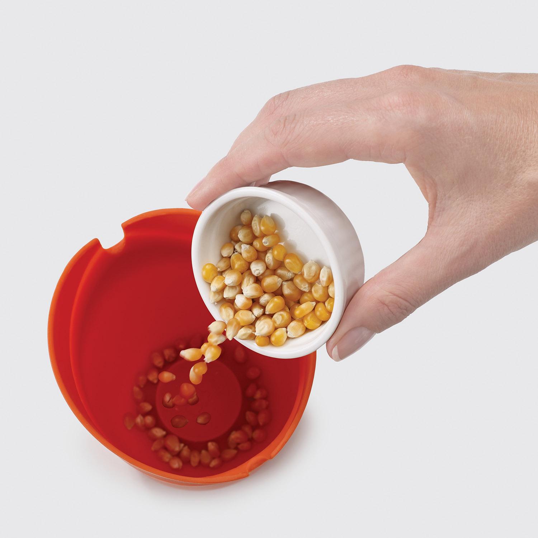 Súprava individuálnych nádob na prípravu aj servírovanie popcornu M-Cuisine™ Joseph Joseph