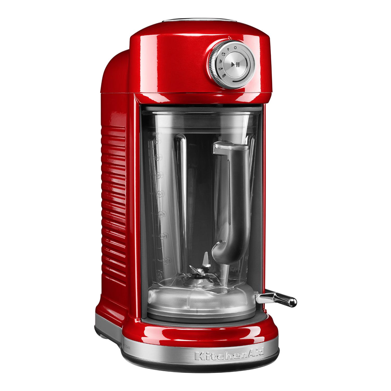 Stolný mixér s magnetickým pohonom Artisan kráľovská červená