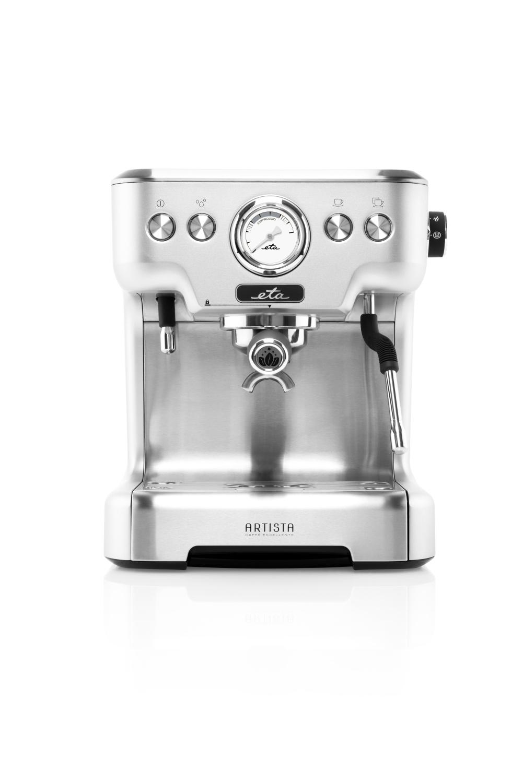 Pákový kávovar Espresso ETA Artista nerezový