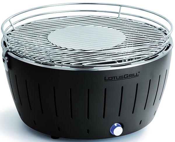 LotusGrill G-AN-34 Gray