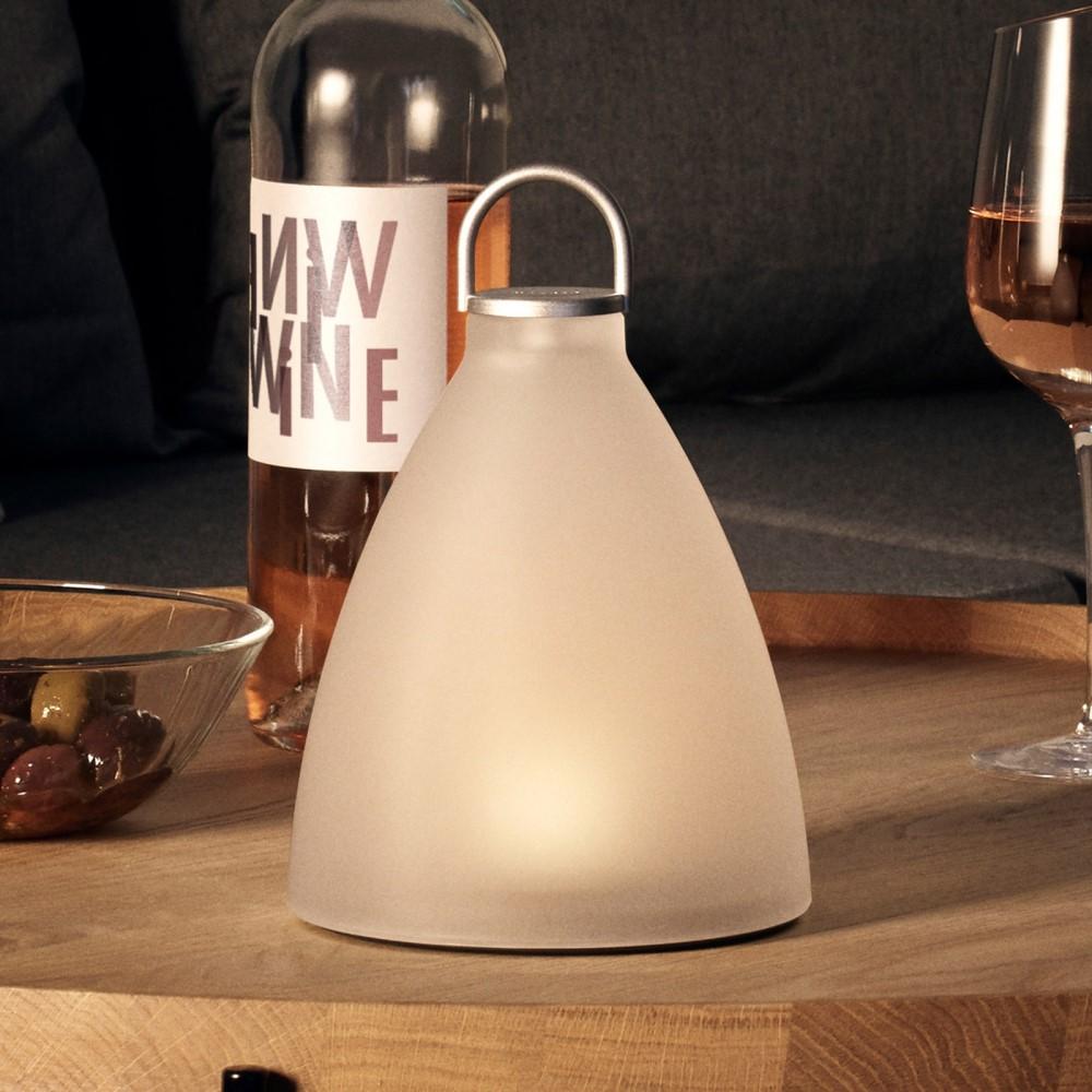 Solárna závesná lampa SunLight Bell