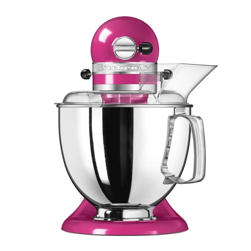 KitchenAid 5KSM175PSECB Varianta: Robot KitchenAid 5KSM175 + Kovový mlynček na mäso 5KSMMGA