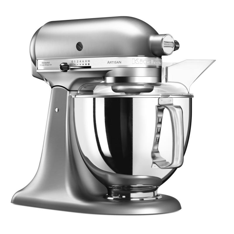 KitchenAid 5KSM175PSENK Varianta: Robot KitchenAid 5KSM175 + Kovový mlynček na mäso 5KSMMGA