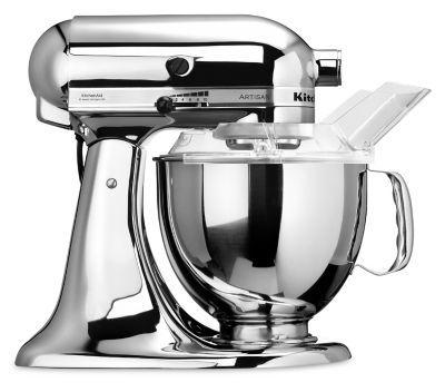 Kuchynský robot KitchenAid Artisan 5KSM175 chrom + zľava 50€ pri kúpe príslušenstva
