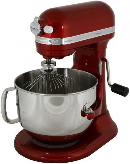 Kuchynský robot KitchenAid Artisan 5KSM7580 červená metalíza
