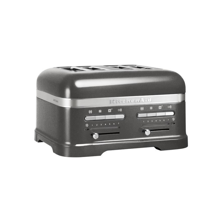 Hriankovač KitchenAid 5KMT4205 strieborno sivá